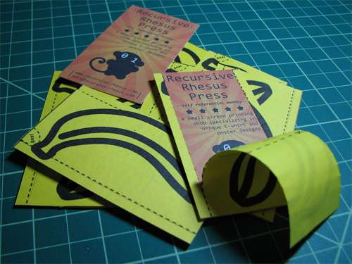 Awesome Business Cards on the Cheap