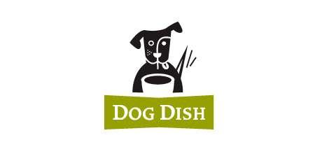 dog dish logo