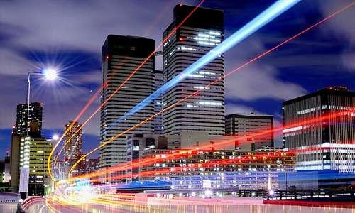 Lights free high resolution skyscraper wallpaper