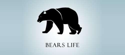 Bears life logo