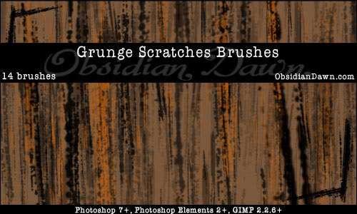 Grunge Scratches