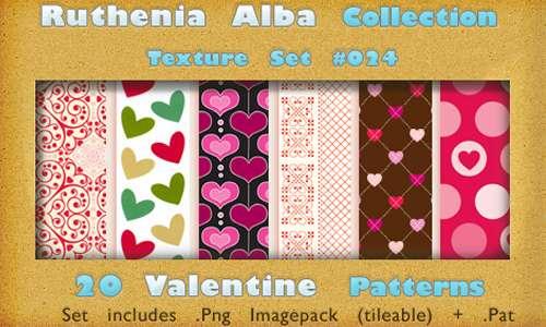 20 Valentine Patterns