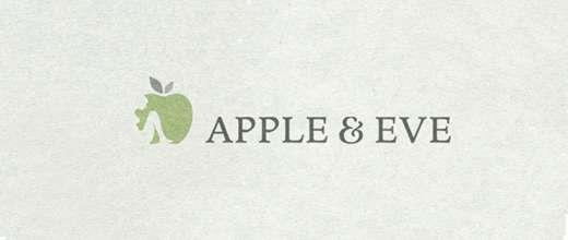 Eve girl apple logo