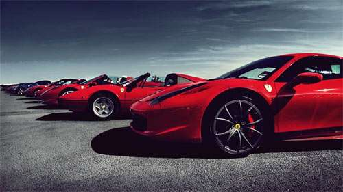Ferrari Legacy wallpapers