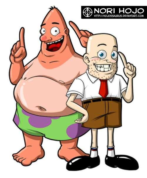 BOB and PATRICK