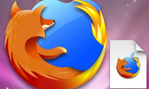 Firefox Mac - Updated icon