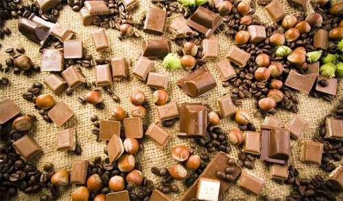Pick up chocolate