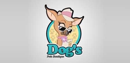 dog's logo