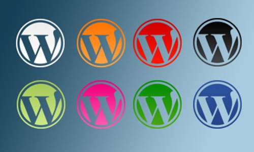 Wordpress Icons 1.0