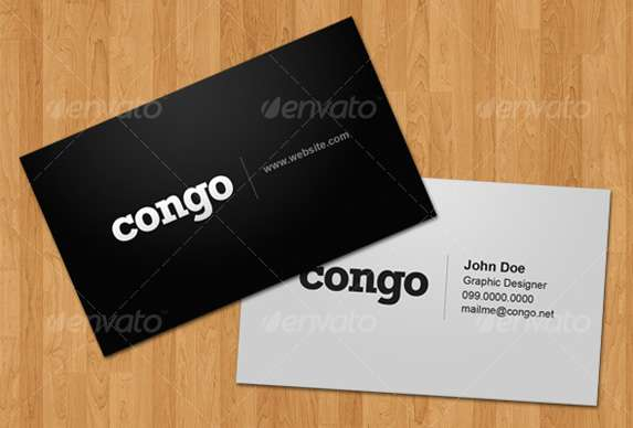 30 Top Business Cards Freakify