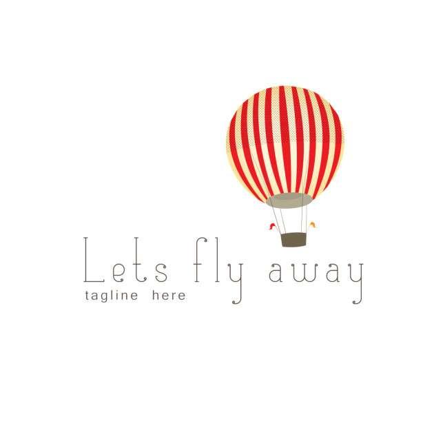 20 Balloon Logo Designs