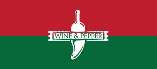 Wine & Pepper logo
