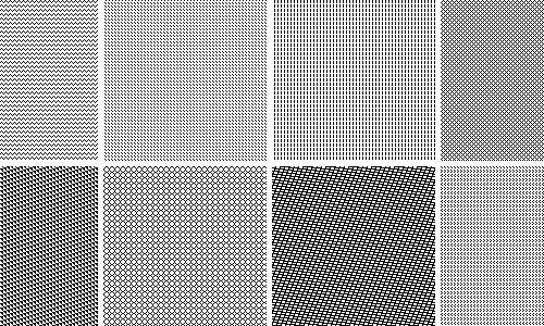 Seamless Pixel Patterns Vol. 1