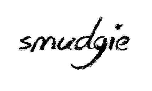 Smudgie Crayon font
