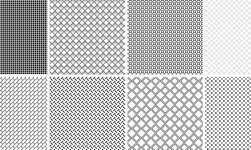 Seamless Pixel Patterns Vol. 2