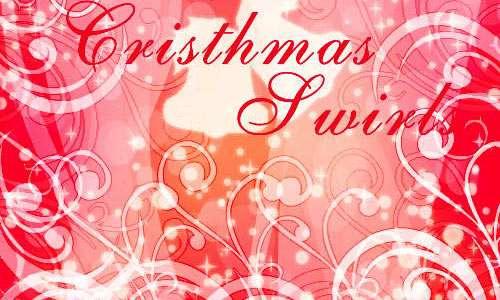 Christmas Swirls Brushes