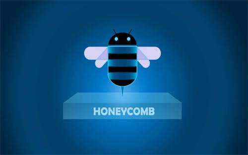 Honeycomb box wallpaper