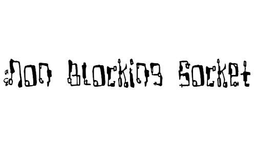 Nice doodle fonts sketch free