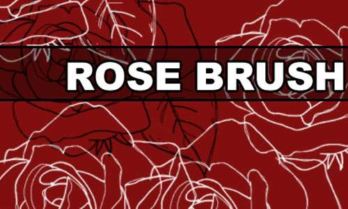 Rose Brush