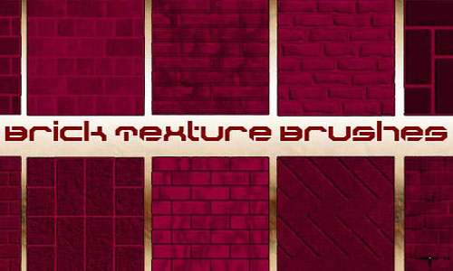 Brick Texture Brushes