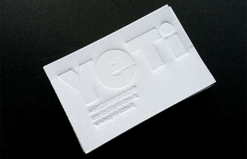 Business Card for: Yet-I