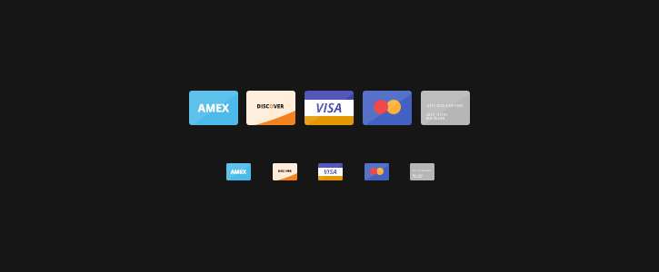 Freebie - Flat Credit Cards by Ian Silber