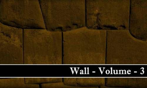 Wall - Volume - 3
