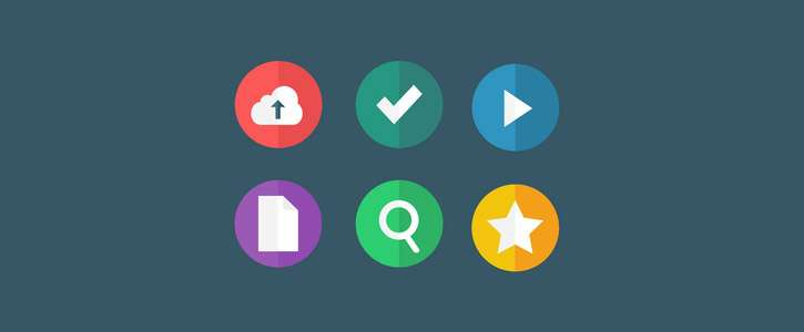 Flat Icons Part 2 by OthMane Machrouch