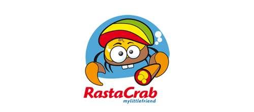 RastaCrab logo