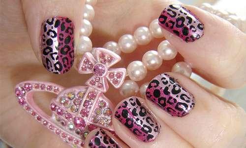 Seductive nail Art