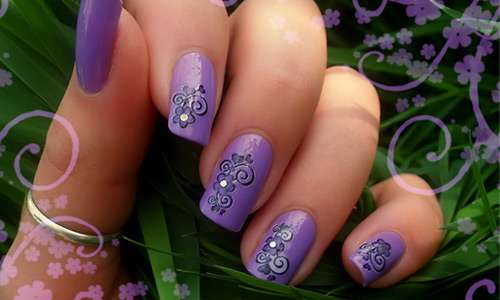 Simply amazing nail art