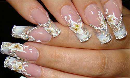 Sophisticated nail Art