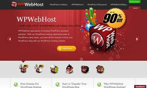 wp web host
