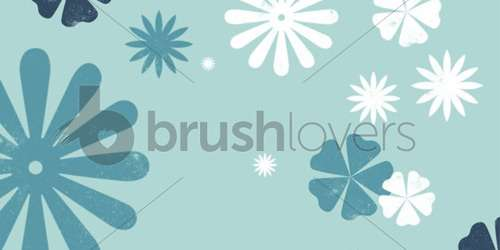Flower spray brushlovers