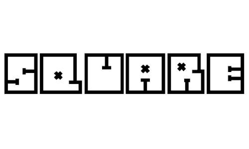 Square Flo font