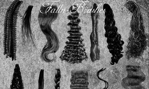 Hair Brushes Set 2