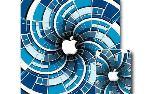 iPad Vertigo Wallpaper