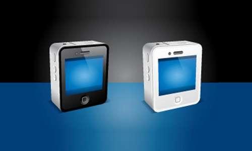iphone 4 mini icons