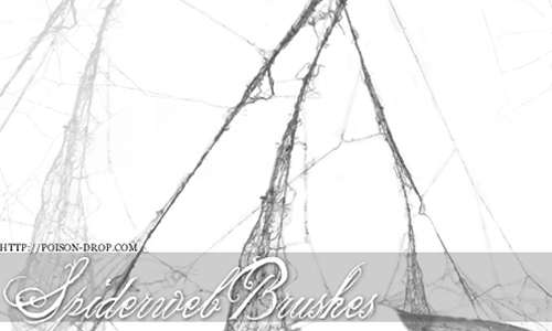 Spiderweb Brushes