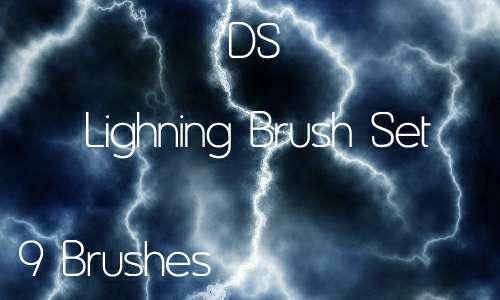 Lightning Brush Set 1