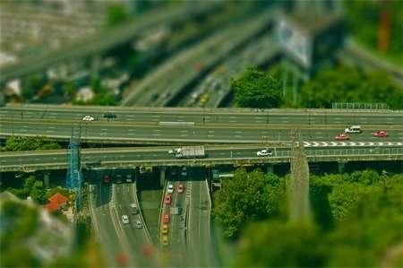 Traffic on a Bridge!