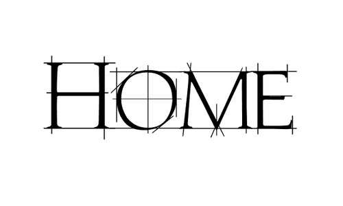 home remedy font