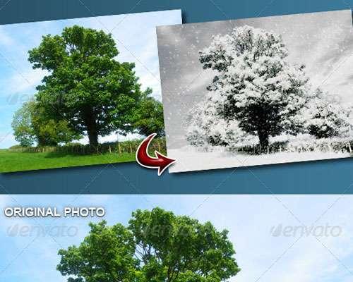 Weatherizer | Photoshop Actions