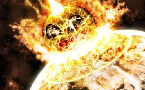 Armageddon iPad Wallpaper