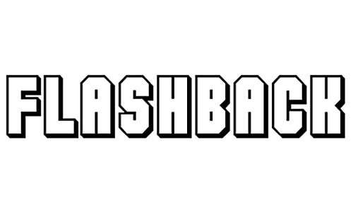 Flashback V3 font