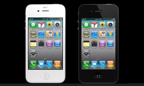iPhone 4 Icons