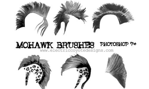Mohawk Brushes