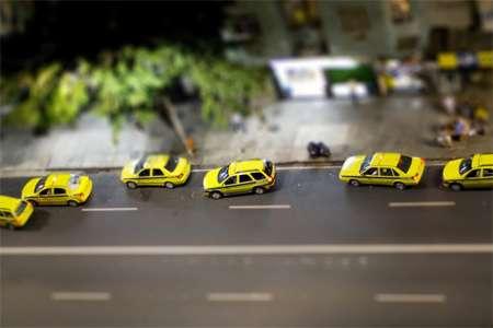My Little Taxi Fleet