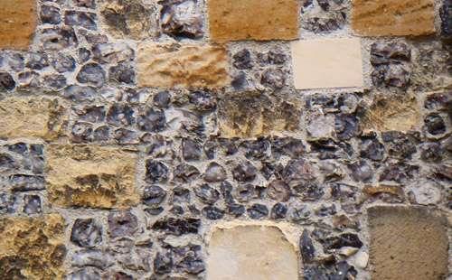 Brick Flint Stone iPad