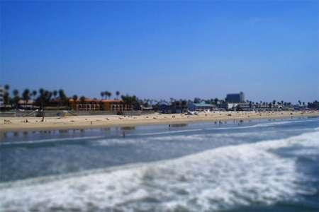 LA Beach USA